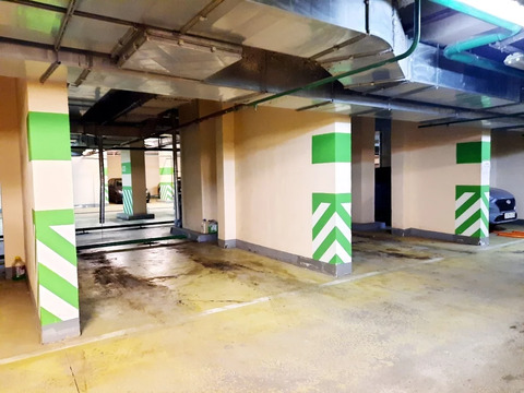Продажа машиноместа в подземном паркинге., 1100000 руб.