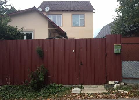 Продается жилой дом в черте города.