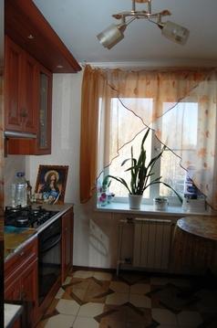 Продается 3-комнатная квартира Раменский район п. Быково ул. Щорса 1а