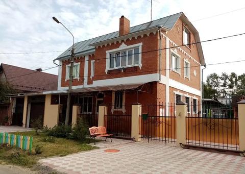Продаётся дом 500 кв.м. в городе Серпухове.