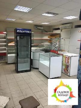 Продается торговое помещение в 1 минуте ходьбы от метро Варшавская