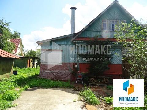 Продается участок с домом в Селятино