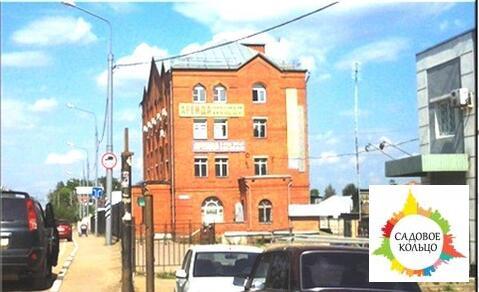 Нежилое здание 4 этажа + подвал: Общая площадь 1250 кв.м
