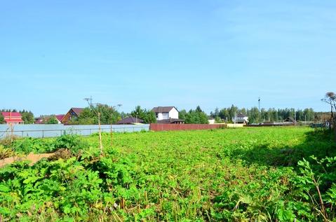 Продам участок ЛПХ 18.7 соток в д.Духанино что в 41 км от МКАД
