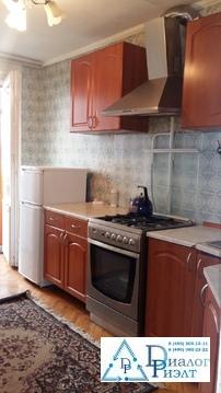 1-комнатная квартира в пешей доступности от метро Котельники