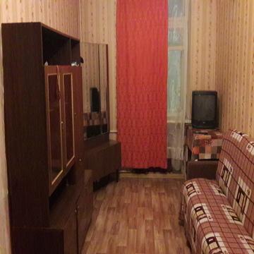 Комната в хорошем состоянии.