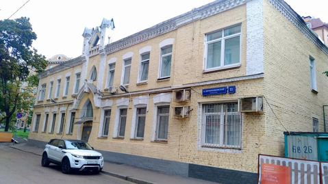 Офисный блок в Замоскворечье.