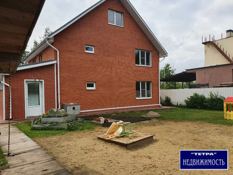 Продаётся просторный дом в д.Чириково, Новая Москва