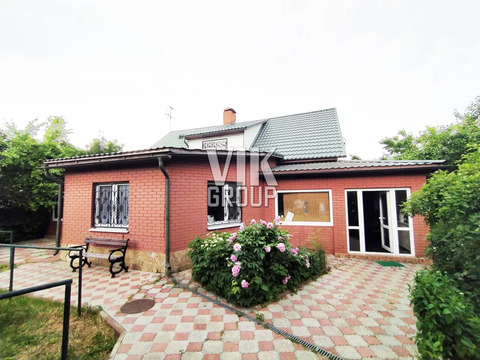 2-х уровневый жилой коттедж 260 кв.м Сосенское