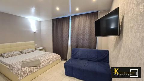 Арендуй на часы или сутки стильную 1 комнатную квартиру евро - студию