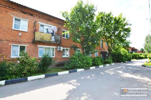 Продается двухкомнатная квартира в селе Осташево Волоколамского района