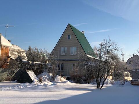 Продается Дом 160 кв.м на участке 15 соток в п.Птицефабрики СНТ Нива