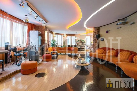 Квартира аренда Страстной бул, д.10к1