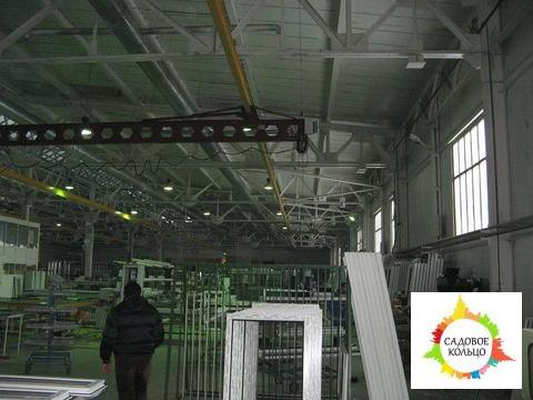 Месторасположение: Производственно-Складское здание, расположен в 50 к