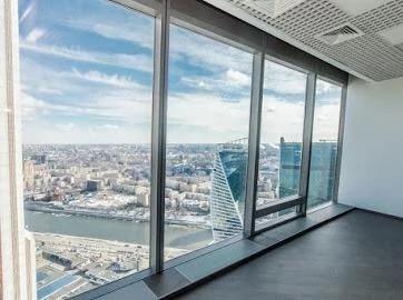 Башня «Федерации» . Сдается офис 151.00 кв.м на 64/97 здания.