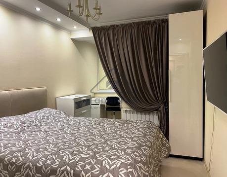 2-комнатная квартира с качественным евроремонтом!