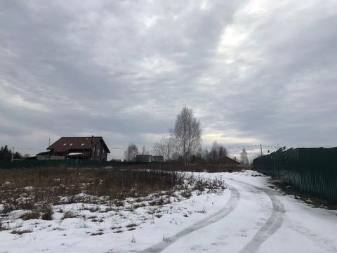 Продажа участка, Зыкеево, Чеховский район