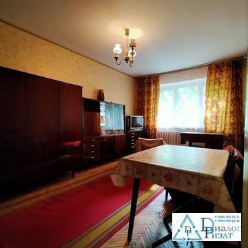 1-комнатная квартира в 5 мин. пешком до ж/д станции Малаховка