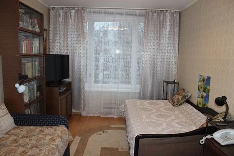 1 - комнатная квартира в г. Москва, Сумской проезд, д. 27