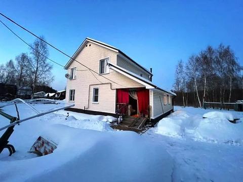 Дом в деревне Игнатово