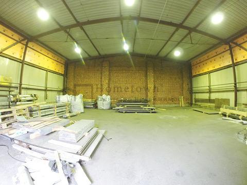 Сдается теплый склад 400м2 в Реутове!