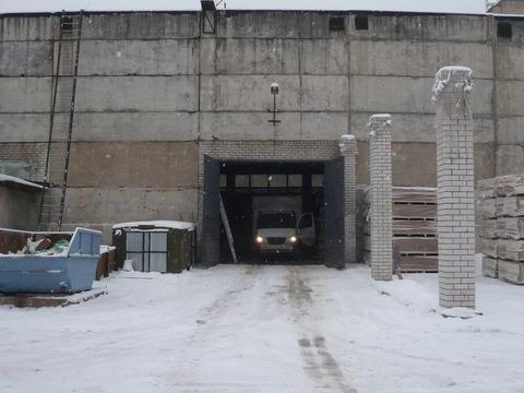 Аренда осз под склад производство 500 - 1600 м2 3 ворот