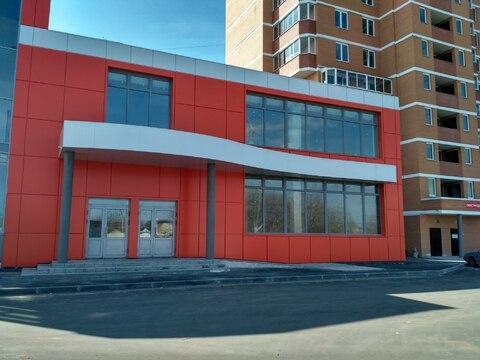 Новое торговое помещение 552 кв.м.