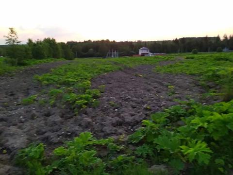 Продается 27 соток земли в д. Нововолково, Рузский район