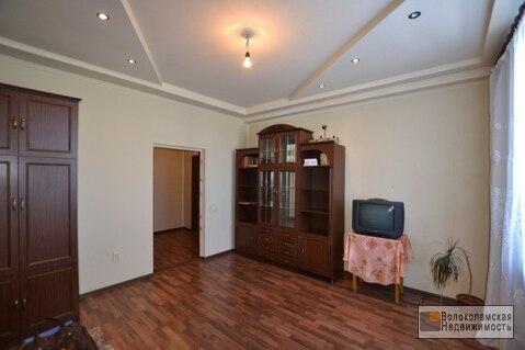 Двухкомнатная квартира в городе Волоколамске
