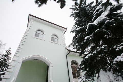Коттедж с участком 50 соток МО, г. Апрелевка, ул. Спортивная д.33