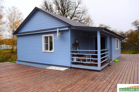 Продается дом 61 кв.м. + 15 соток г/о Ступино, ЛПХ/газ/скважина