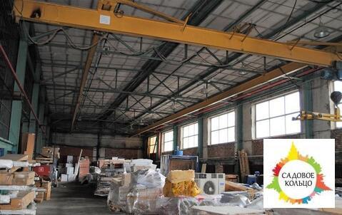 Продается здание площадью 2200 м/кв. Вид использования: склад, произво