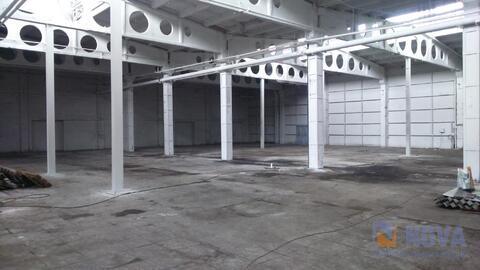 Сдается производственное помещение 500 м2. Без комиссии.