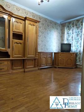 2-комнатная квартира с хорошей планировкой в 5 мин. ж/д ст. Малаховка