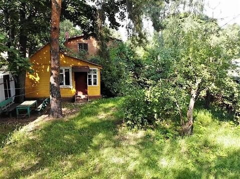 Дом с участком недалеко от ж/д станции Малаховка
