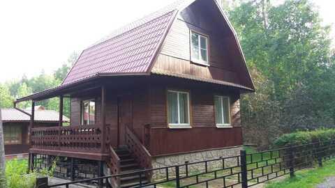 Дом 100 кв.м. в СНТ Поляна, МО, Можайский р-н.