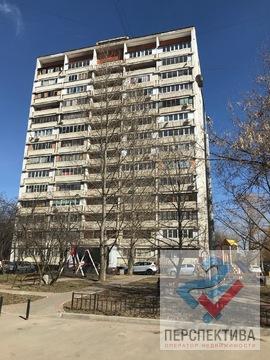 Продается 1-комнатная квартира общей площадью 38.5 кв.м.
