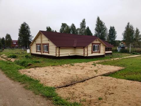 Дом 200 кв.м. на участке 12 соток в СНТ «Калинка» в районе д.Бельское,