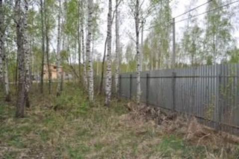 Участок 15 сот. СПК Комета, Медвежьи озера, Щёлковский район