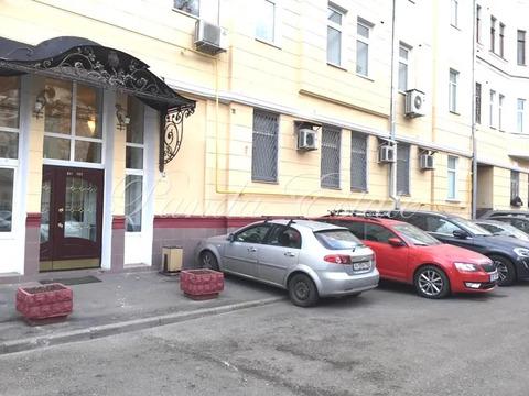 Москва, Трехпрудный пер. 11/13стр.2 (ном. объекта: 2617)