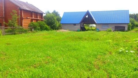 Участок 12 соток ИЖС в дер.Сутоки, Щелковского района.