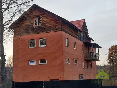 Срочно продается дом с городскими коммуникациями!
