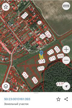 Село Строкино 11 соток ИЖС Школа и Детский сад