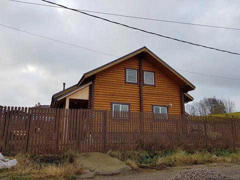 Дом 153 кв.м. на участке 14 соток в кп Панорамы, Дмитровского района