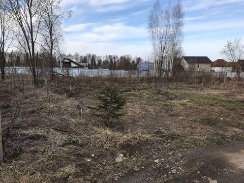 Продается земельный участок 12 соток в ЛПХ «Респект» , д. Матвейково
