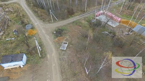 Участок 12 соток Бритово с электричеством ИЖС