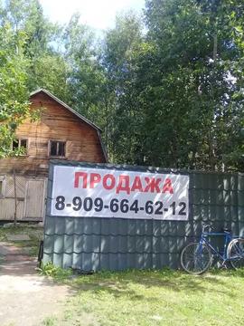 """Дача, Подольский р-н, дер. Исаково, дск """"Конверсия"""""""