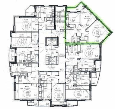 Подольск, 2-х комнатная квартира, Бородинский бульвар д.17, 4400000 руб.