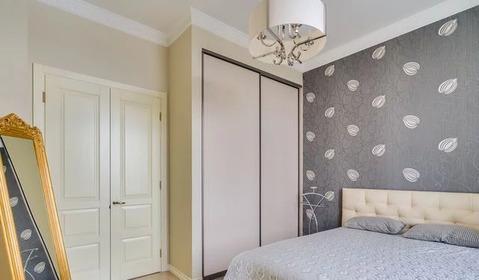 Продаётся элитная видовая 2-х комнатная квартира с видом на реку.