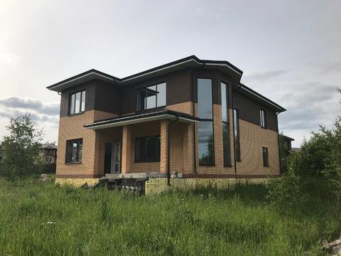 Продается 2 этажный дом и земельный участок в п. Софрино